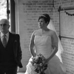 The Bride with Father