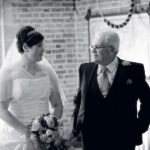 Bride with Father