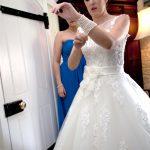Bride fitting bracelet