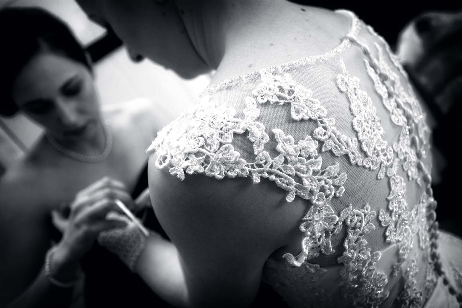 Brides dress