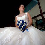 Nicki - The bride