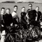 Tour de England...The Groom and friends